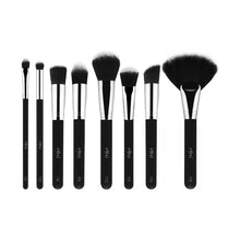 Face Brush Set - 8 Brushes