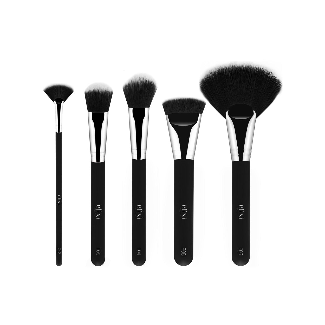 Contour and Highlight Brush Set - 5 Brushes