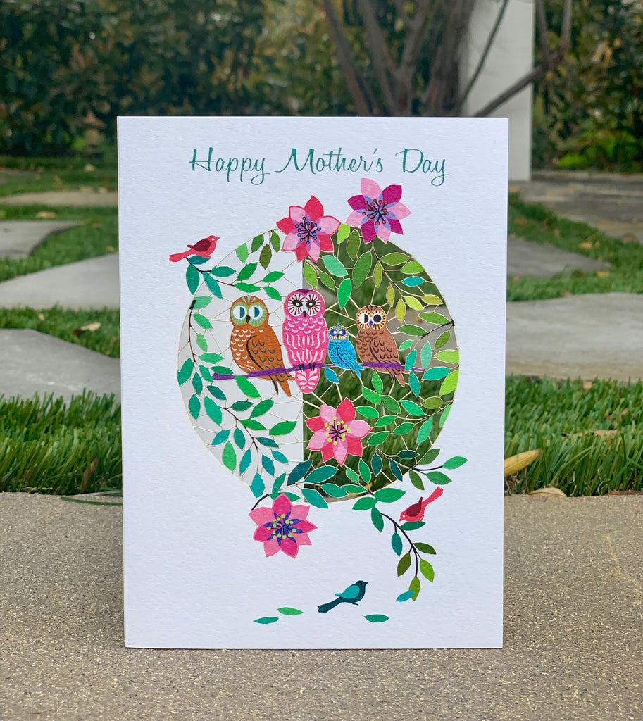 PM903 Mother's Day Owls