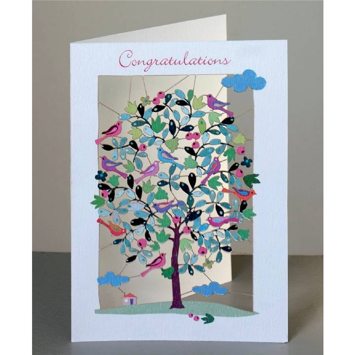 PM115 Congratulations tree