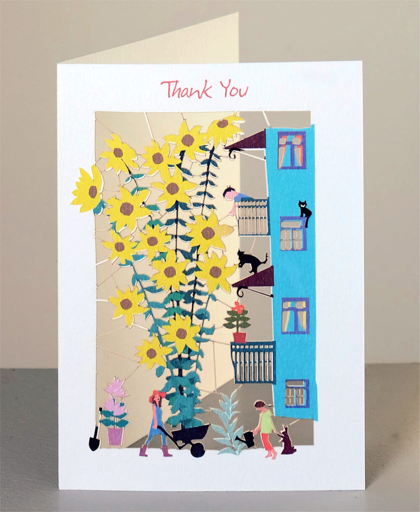 PM122- Thank You Flowers