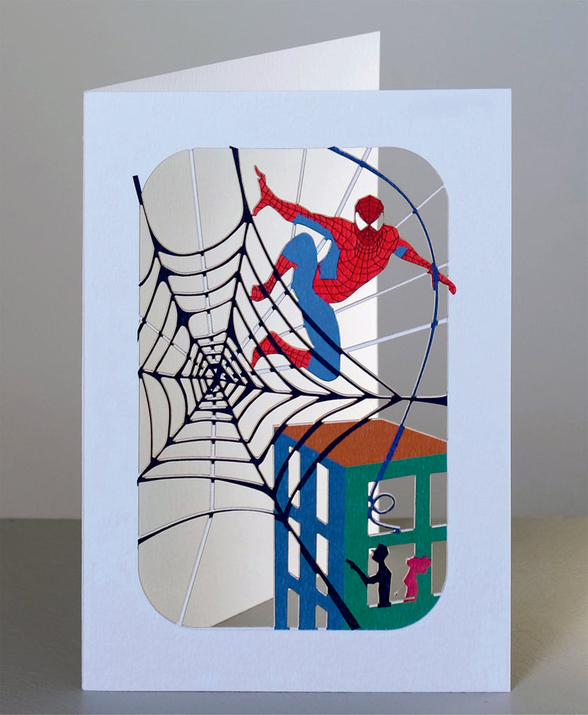 PM277- Superhero Spider-Man