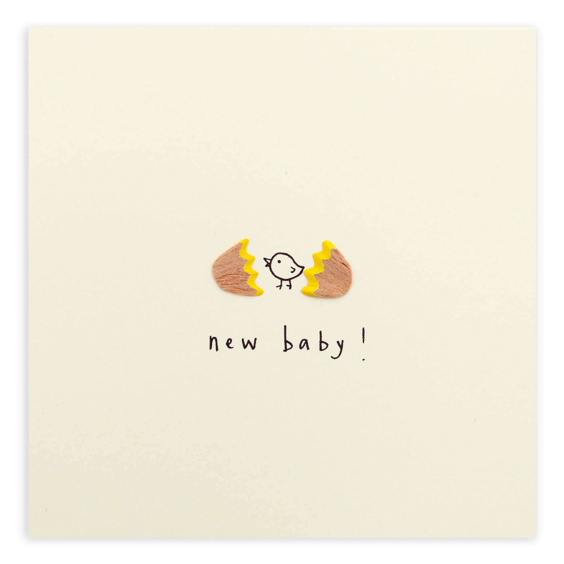 Greeting Card - New Baby