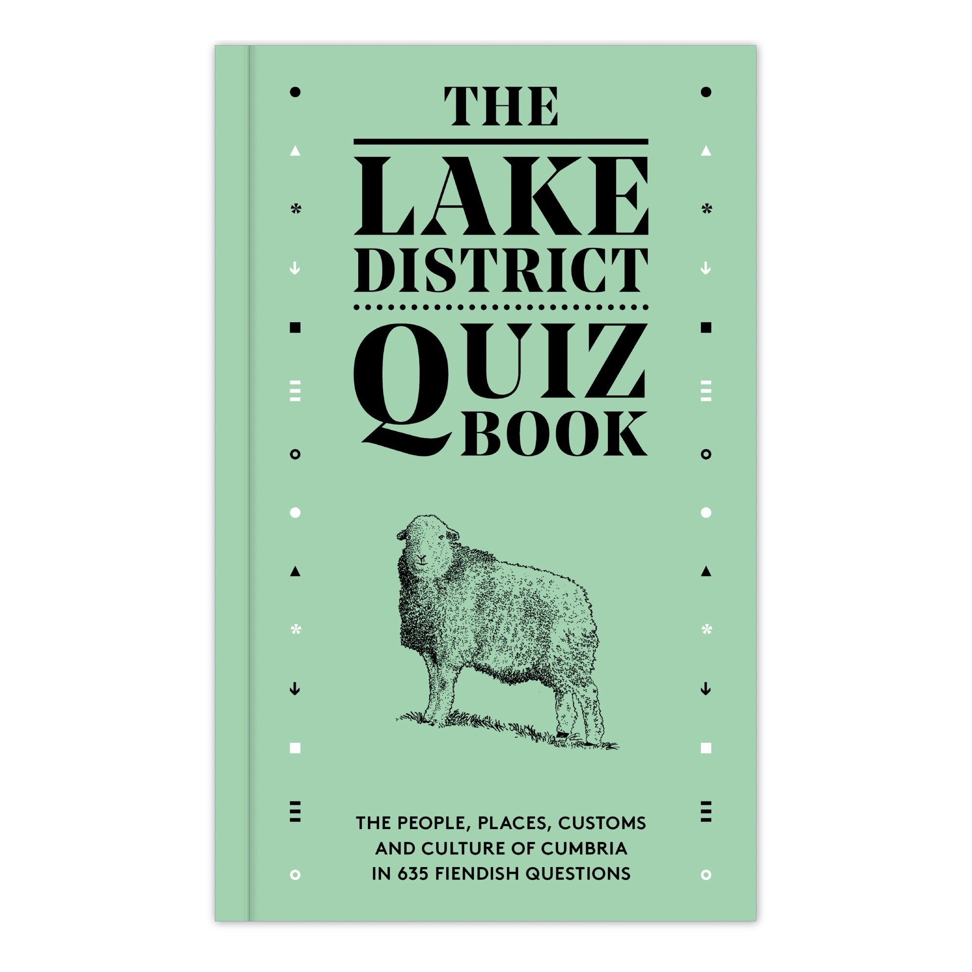 The Lake District Quiz Book