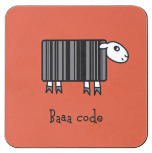 Herdwicks of the Lake District Coasters - Baaa Code