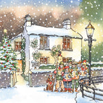 Load image into Gallery viewer, Nostalgic Lake District Christmas - 6 cards