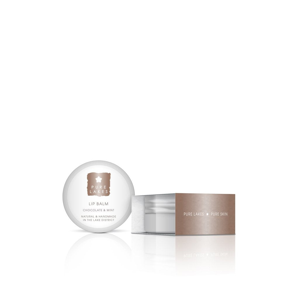 Chocolate & Mint Lip Balm 25ml