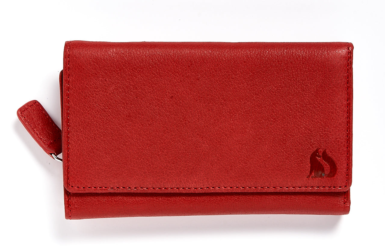 Thirlmere Foxfield Purse Notecase with Frame