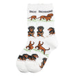 Ploocy Dog Socks For Humans