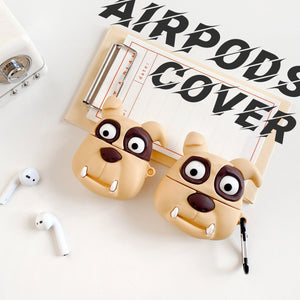 English Bulldog Airpods Case