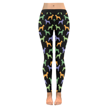 Schnauzer Low Rise Leggings