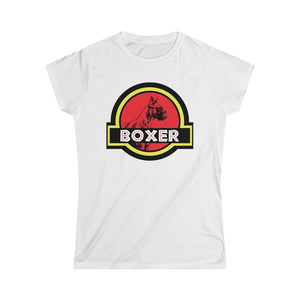 Boxer Park Women T-shirt