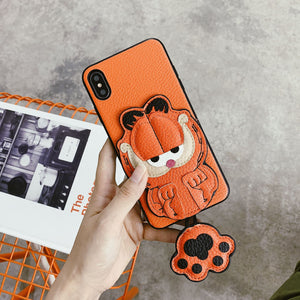 garfield iPhone Phone Case Cover