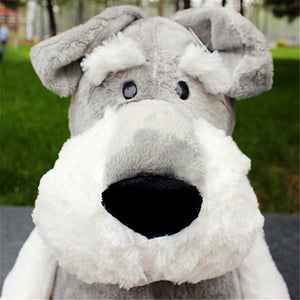 Buddy Schnauzer Plush Toy