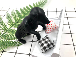 Dachshund Tea infuser