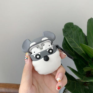 Bluetooth Dog Airpods Case