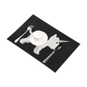 Westie Placemats (4 Pieces)