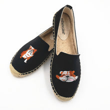 English Bulldog Espadrilles