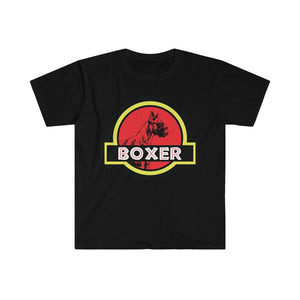 Boxer Park Unisex/Men T-Shirt
