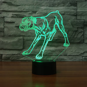 Boxer LED Lamp