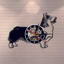 Corgi Wall clock