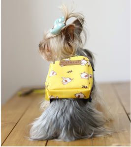 Penguin Dog Backpack