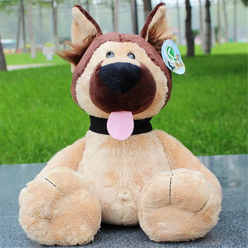 Buddy German Shepherd Stuffed Toy