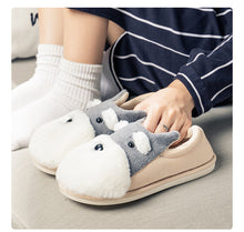 Chester Schnauzer Ankle Slippers