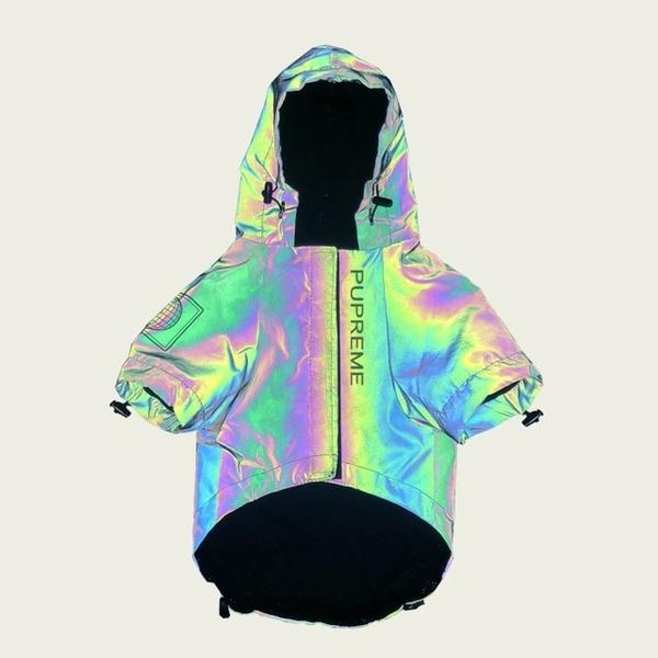 Fashion Reflective Dog Jacket