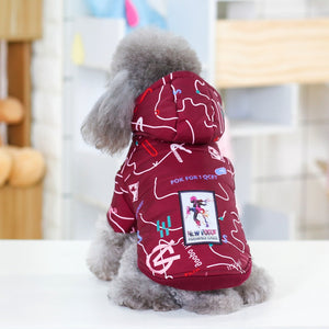 Baxter Dog Jacket