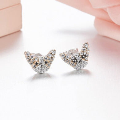 Riri Chihuahua 925 sterling silver Earrings