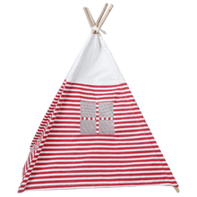 Anchor Striped Teepee Tent