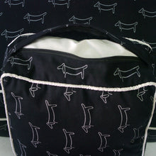Cooby-Dachshund Dog Bed