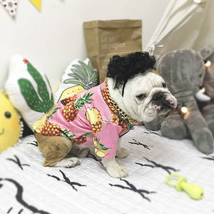 Bulldog Pineapple Shirt