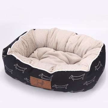 Bruno Dachshund Dog Bed