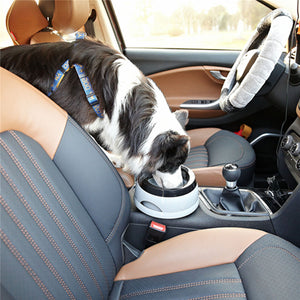 Dog Car Watering Bowl