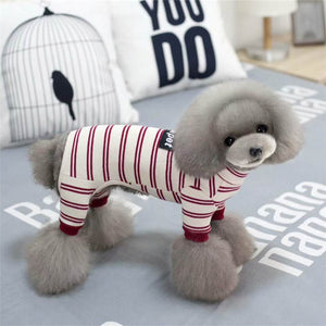 Teddy Striped PJ