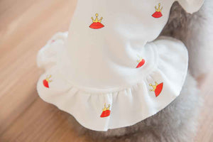Nipsey Dog Crown Dress