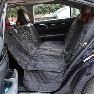 BlackBark Dog Car Seat