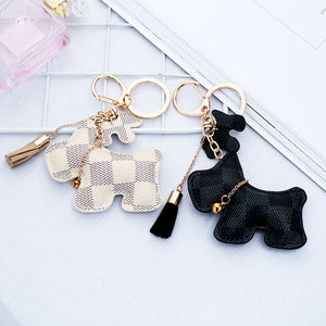 Louie Fashion Keychain