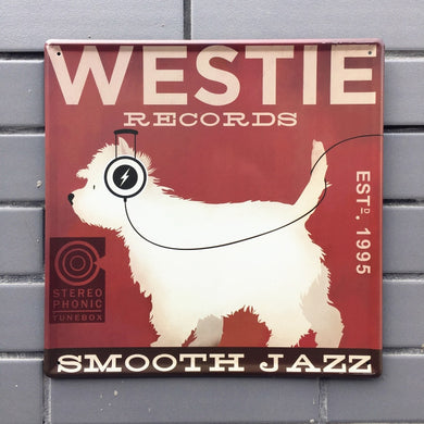 Westie Records Metal Picture
