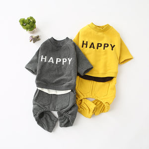 Be Happy Jumpsuit