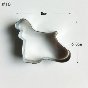 Dog Cookie Baking Molds