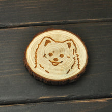 3pcs Set Pomeranian Magnets