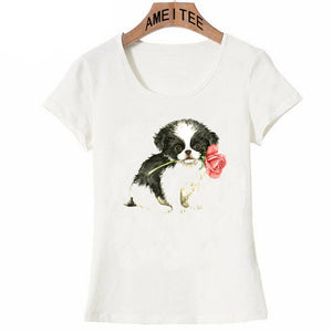 Flower Dog T-Shirt