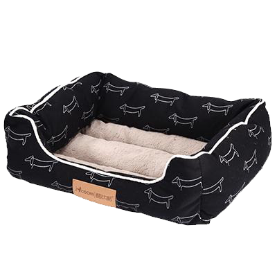 Dachshund Large Dog Bed