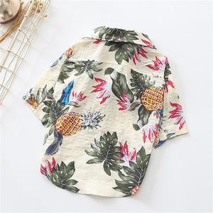 Pinapple  Summer Shirt