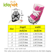IdePet Dog Sneakers