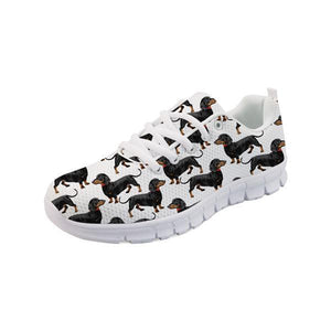 Lucy Dachshund Sneakers
