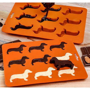 Chilly Sausage Dogs Set (2 pieces)